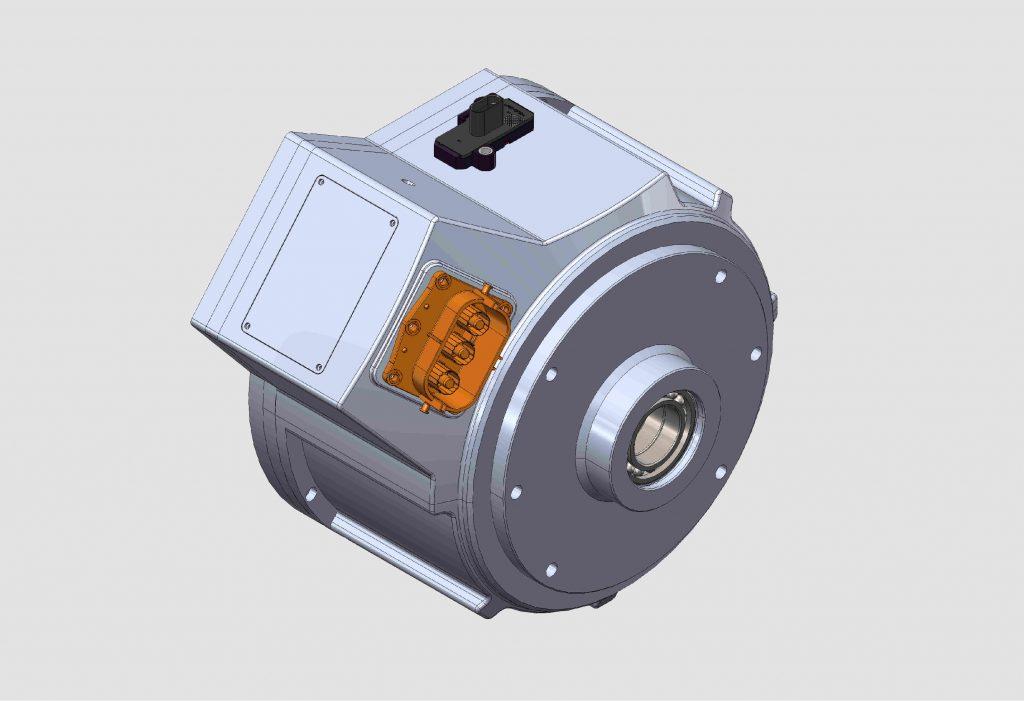 small hybrid module - 20 kW